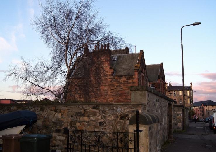 Bylandskap II, Edinburgh, Skottland