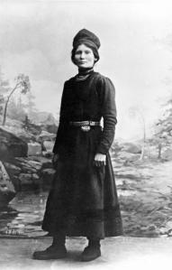 Elsa Laula Renberg. Foto: Tromsø Museum