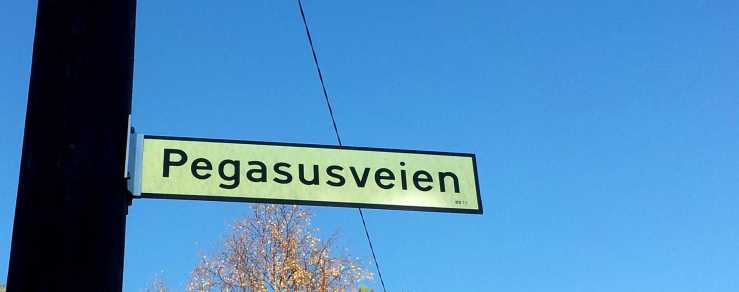 Forplikter det å vokse opp i Pegasusveien?  Foto: Hilde Kat. Eriksen
