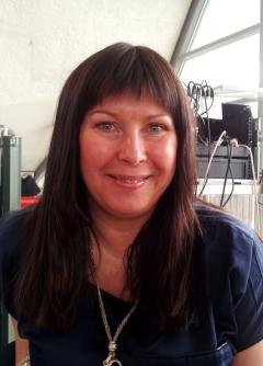 Forfatteren Karin Bjørset Persen. Foto: Hilde Kat. Eriksen