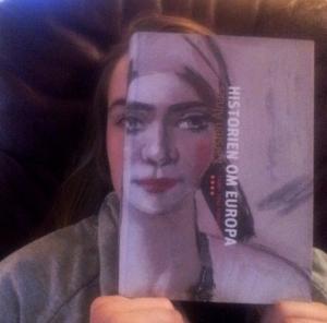 """""""Historien om Europa"""" av Karsten Alnæs (bind 4, Gyldendal 2006)."""