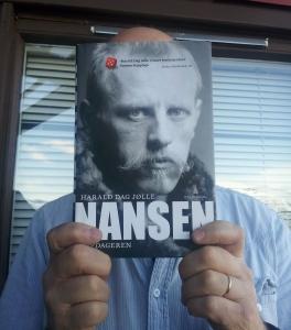 """""""Nansen oppdageren"""" av Harald Dag Jølle, Gyldendal 2011."""