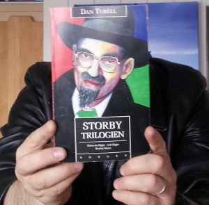 Dan Turell Storbytrilogien: Drive-in Digte / 3-D Digte / Storby-blues. Borgens forlag (1994).