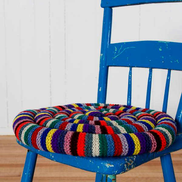 """Snake Cushion"". Photo: Fogo Island Inn."