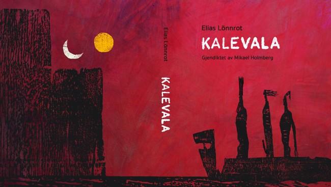 Kalevala hele omslaget