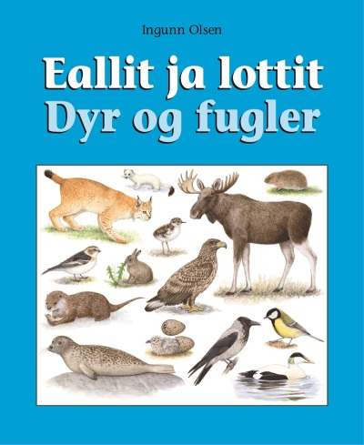 Eallit ja lottit Dyr og fugler.qxp_Layout 1